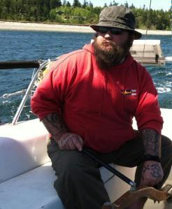 Ty Borst, adventurer and race partner